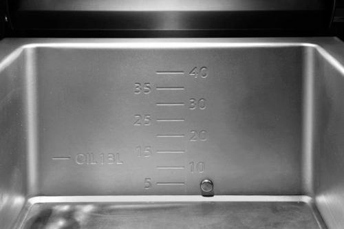 Jauge de la quantité du liquide